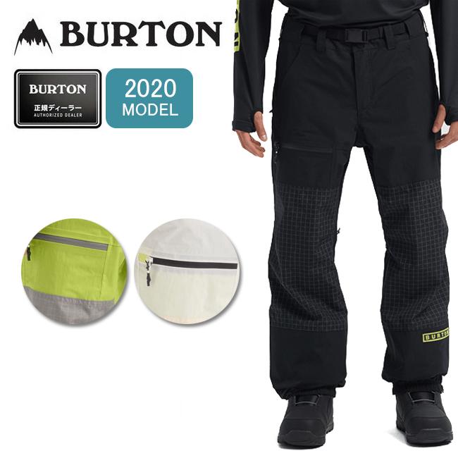 ★ 2020 BURTON バートン Frostner Pant フロストナーパンツ 214731 【スノーボードウェア/日本正規品/メンズ】