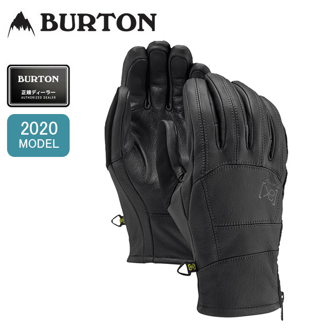2020 BURTON バートン AK Leather Tech Glove レザーテックグローブ 102981 【グローブ/スノーボード/日本正規品/メンズ】