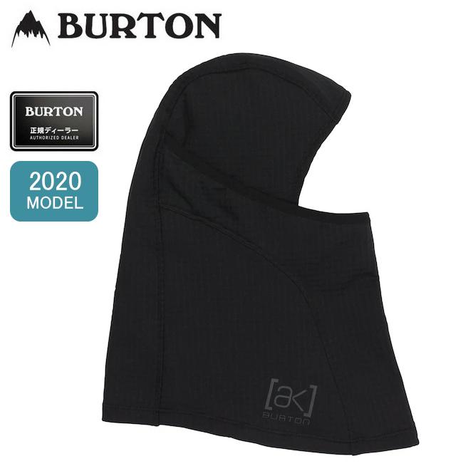2020 BURTON バートン [ak] Balaclava バラクラバ 213301 【フェイスマスク/フード/スノーボード/日本正規品】【メール便・代引不可】