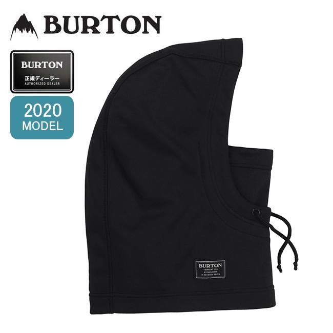 2020 BURTON バートン Bonded Hood ボンデッドフード 189201 【メンズ/フェイスマスク/スノーボード/日本正規品】【メール便・代引不可】