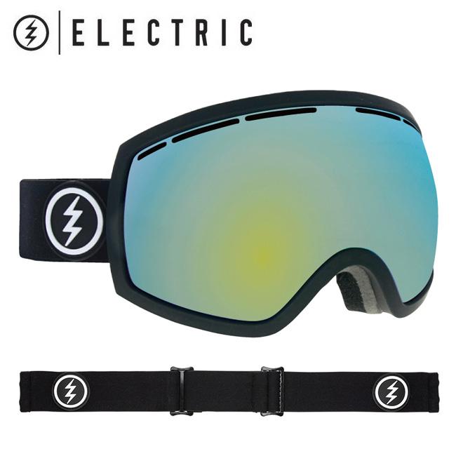 ★ 2020 ELECTRIC エレクトリック EG2 MATTE BLACK GREY/GOLD CHROME JP 20EG2MB 【2020/スノーボード/日本正規品/アジアンフィット】