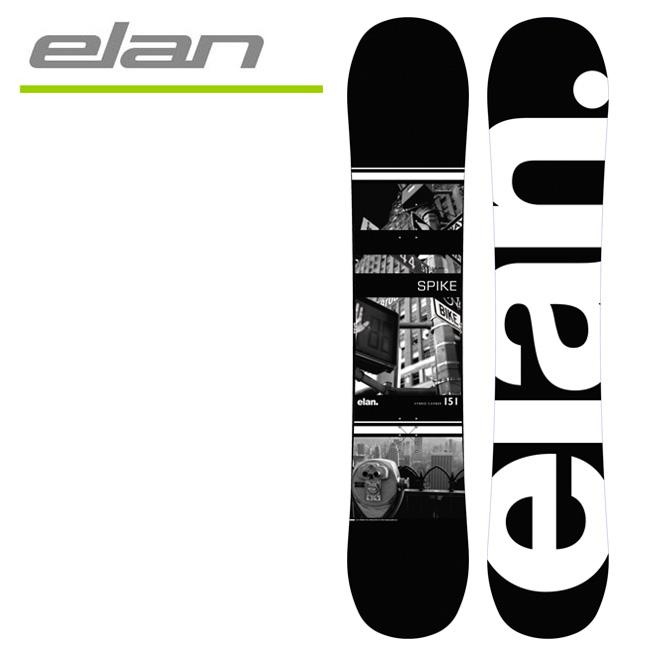 2020 ELAN エラン SPIKE II Black スパイク 【2020/スノーボード/日本正規品】