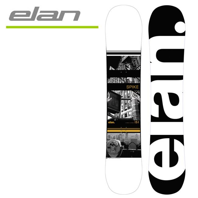 2020 ELAN エラン SPIKE II White スパイク 【2020/スノーボード/日本正規品】