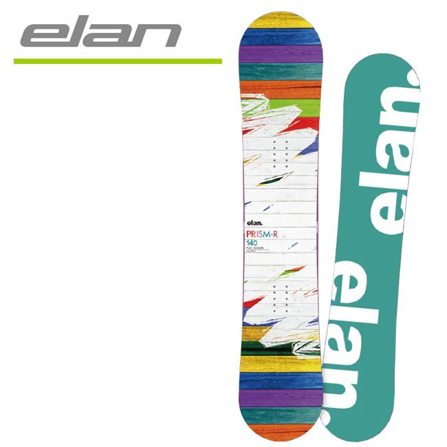2020 ELAN エラン PRISM-R プリズム 【2020/スノーボード/日本正規品/レディース】