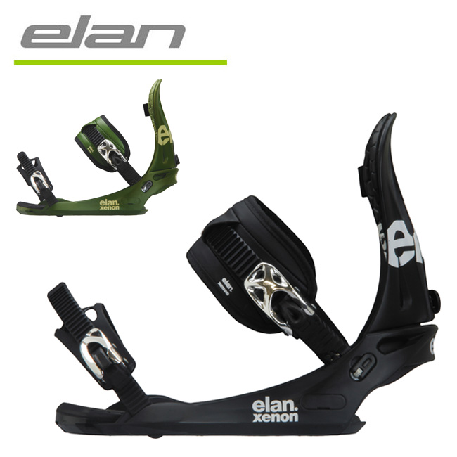 2020 ELAN エラン XENON ゼノン 【2020/バインディング/スノーボード/日本正規品/メンズ】