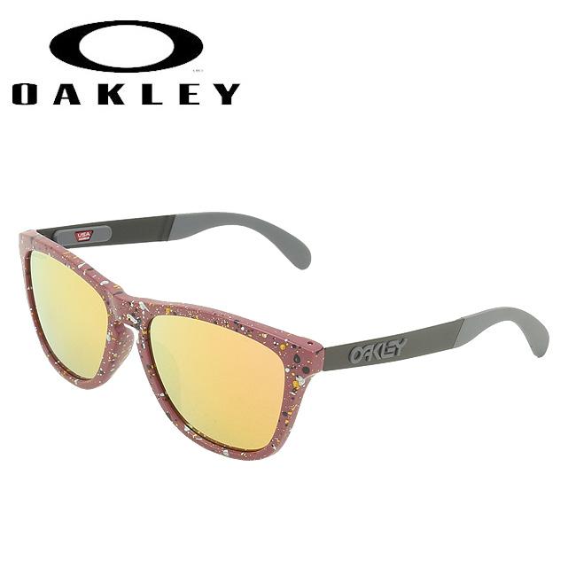 OAKLEY オークリー FROGSKINS MIX (A) OO9428F-0755 【日本正規品/サングラス/アジアンフィット/海/アウトドア/キャンプ/フェス/PRIZM】