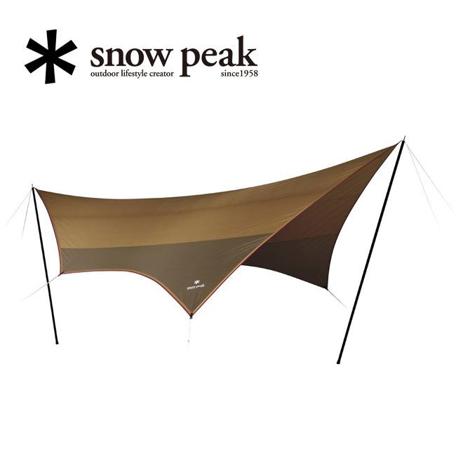 ★ snowpeak スノーピーク アメニティタープヘキサLセット TP-851SR 【アウトドア/タープ/キャンプ/イベント/BBQ】