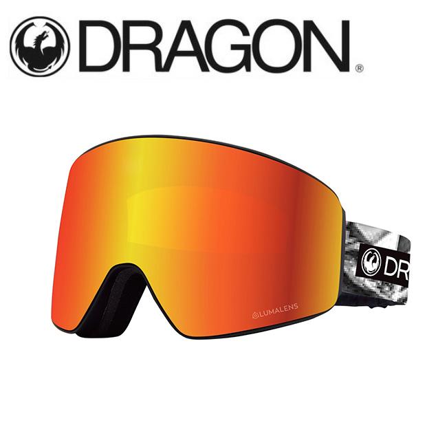 DRAGON ドラゴン PXV FACTION/LUMALENS J. RED ION 【2020/ゴーグル/日本正規品/ジャパンフィット】