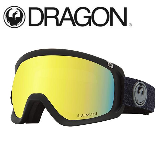 DRAGON ドラゴン D3 SPLIT GREY/LUMALENS J. GOLD ION 【2020/ゴーグル/日本正規品/ジャパンフィット】