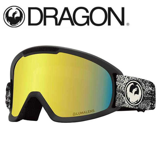 DRAGON ドラゴン DX2 ENERGY WHITE/LUMALENS J. GOLD ION 【2020/ゴーグル/日本正規品/ジャパンフィット】