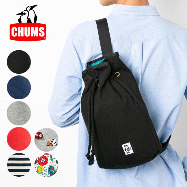 CHUMS チャムス Bonsac Sweat ボンサックスウェット CH60-2807 【アウトドア/肩掛け/筒型/縦長//ショルダー】