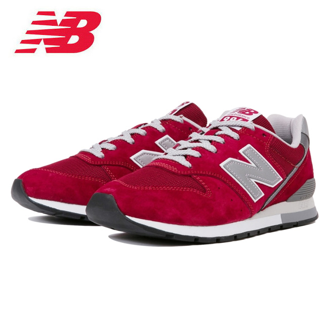 new balance ニューバランス CM996 BR RED【ワイズ:D】 CM996BR 【日本正規品/シューズ/スニーカー/ユニセックス/アウトドア】