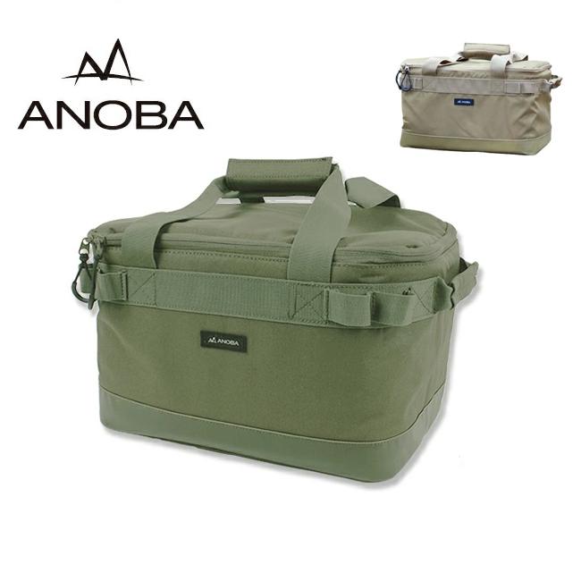 ANOBA アノバ マルチギアボックスM 【アウトドア/ギアバッグ/収納/キャンプ/コンロ】