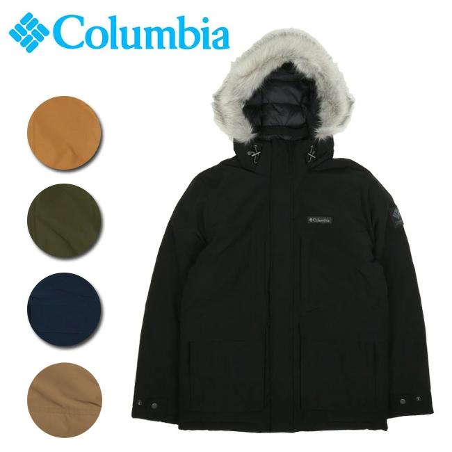 Columbia コロンビア MARQUAM PEAK JACKET マーキアムピークジャケット WE1250 【アウトドア/ダウン/ジャケット/日本正規品】
