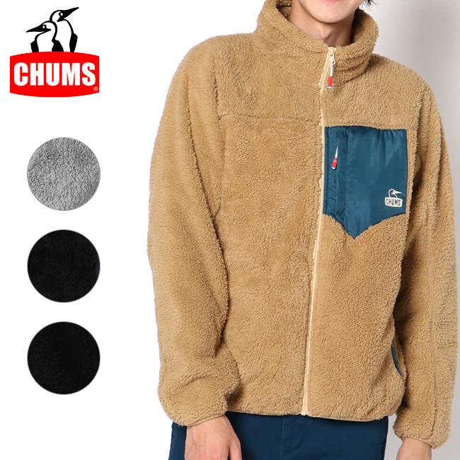 CHUMS チャムス Bonding Fleece Jacket ボンディングフリースジャケット CH04-1181 【アウトドア/長袖】