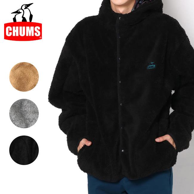 CHUMS チャムス Bonding Fleece Parka ボンディングフリースパーカー CH04-1183 【アウトドア/長袖/フード】