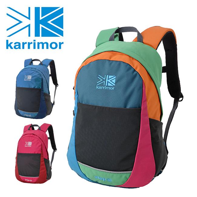 Karrimor カリマー step 10 ステップ 【バックパック/リュック/キッズ/アウトドア】