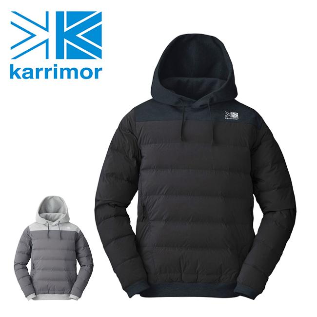★ Karrimor カリマー indie down hoodie インディダウンフーディー 【フード/ストレッチ/保温/軽量/アウトドア】