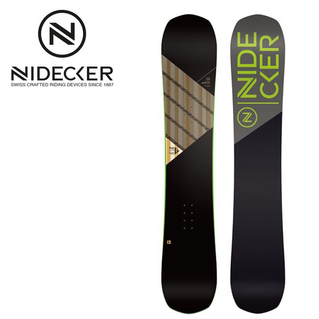 2020 NIDECKER ナイデッカー PLAY プレイ 【2020/スノーボード/スノー/日本正規品/FLOW】