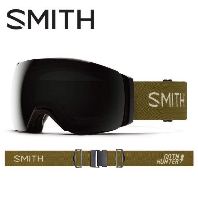 2020 スミス SMITH OPTICS I/O MAG XL AC | Cody Townsend CP Sun Black / CP Storm Yellow Flash 010260023 【ゴーグル/日本正規品/ジャパンフィット/アジアンフィット】