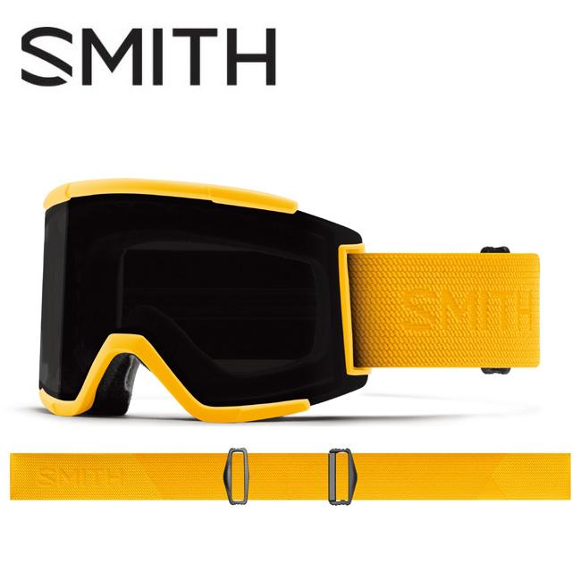 ★ 2020 スミス SMITH OPTICS Squad XL Hornet Flood CP Sun Black / CP Storm Rose Flash 010260111 【ゴーグル/日本正規品/ジャパンフィット/アジアンフィット】