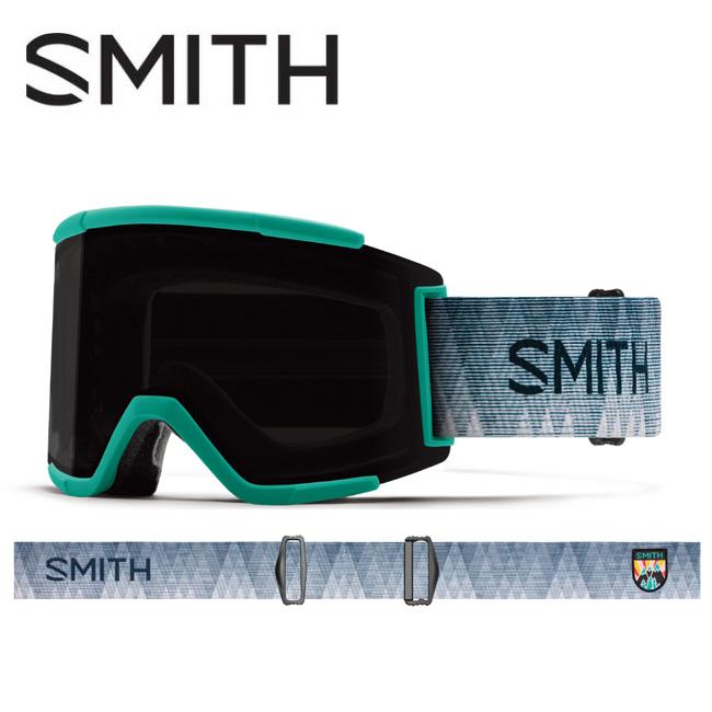 2020 スミス SMITH OPTICS Squad XL AC | Bobby Brown CP Sun Black / CP Storm Rose Flash 010260112 【ゴーグル/日本正規品/ジャパンフィット/アジアンフィット】