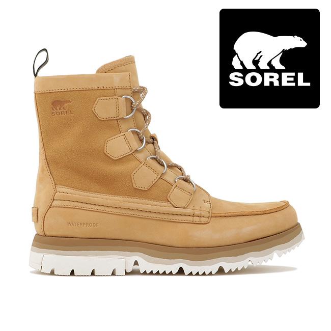 SOREL ソレル ATLIS CARIBOU WP アトリスカリブー NM3467 【ブーツ/アウトドア/靴/メンズ/冬/防水】