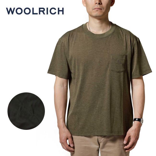 WOOL RICH ウールリッチ DRYMIX MERINO WOOL S/S TEE ドライミックスメリノウールショートスリーブティーシャツ NOTEEW1927 【トップス/半袖/メンズ/アウトドア】