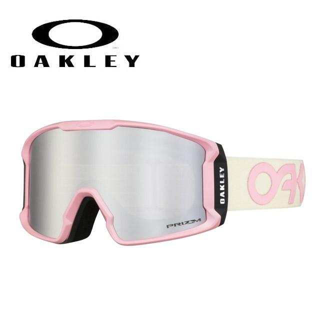 ★ 2020 OAKLEY オークリー Line Miner XM Factory Pilot Progression Prizm HI Pink Iridium oo7093-23 ゴーグル 【日本正規品/スノーボード/スキー】