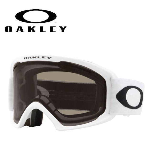 2020 OAKLEY オークリー O FRAME 2.0 PRO XL Matte White Dark Grey+Persimmon oo7112A-04 ゴーグル 【日本正規品/ジャパンフィット/スノー/スペアレンズ】