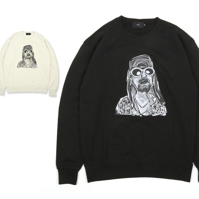 bend(s) ベンズ 9.7oz sweatshirt スウェットシャツ 19AWBS01 【トップス/トレーナー/アウトドア/アート】