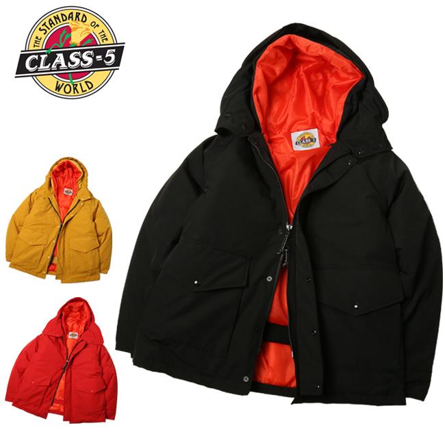 ★ CLASS-5 クラスファイブ Hike 3way Down Coat ハイクダウンコート CL5-000-193001 【アウター/ジャケット/アウトドア】