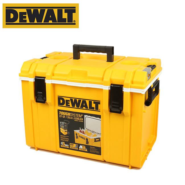 DEWALT デウォルト タフシステム クーラーボックス DWST1-81333 【収納/移動/キャンプ/アウトドア】