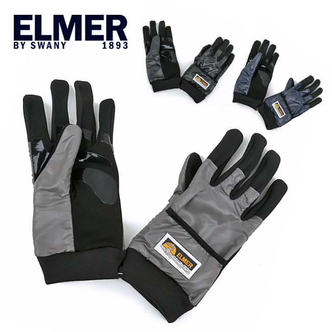 ELMER エルマー Inner Hood with Conductive インナーフードウィズコンダクティブ EM302 【手袋/グローブ/アウトドア】