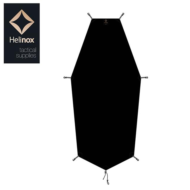 HELINOX ヘリノックス Tac.アタックソロ用フットプリント 19756004000 【テントマット/キャンプ /アウトドア】