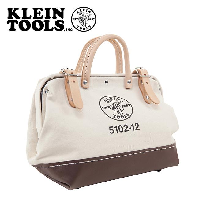 ★ KLEIN TOOLS クラインツールズ Canvas Tool Bag 12Inch キャンバスツールバッグ 5102 【アウトドア/キャンプ/収納/仕事】