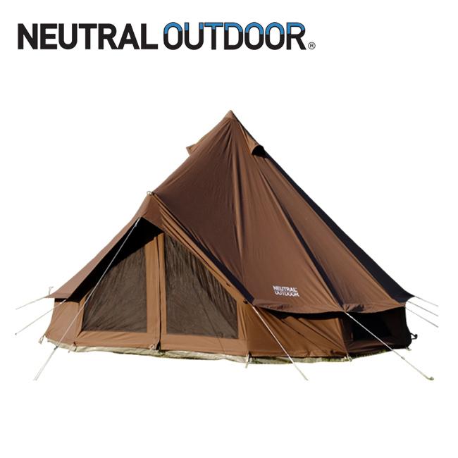 NEUTRAL OUTDOOR ニュートラルアウトドア NT-TE21 TC テント 4.0 46272 【アウトドア/キャンプ】