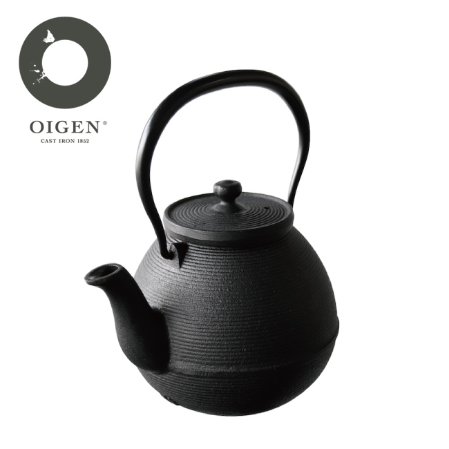 OIGEN オイゲン 急須壷形筋目0.5L E-218 【キッチン/お茶】