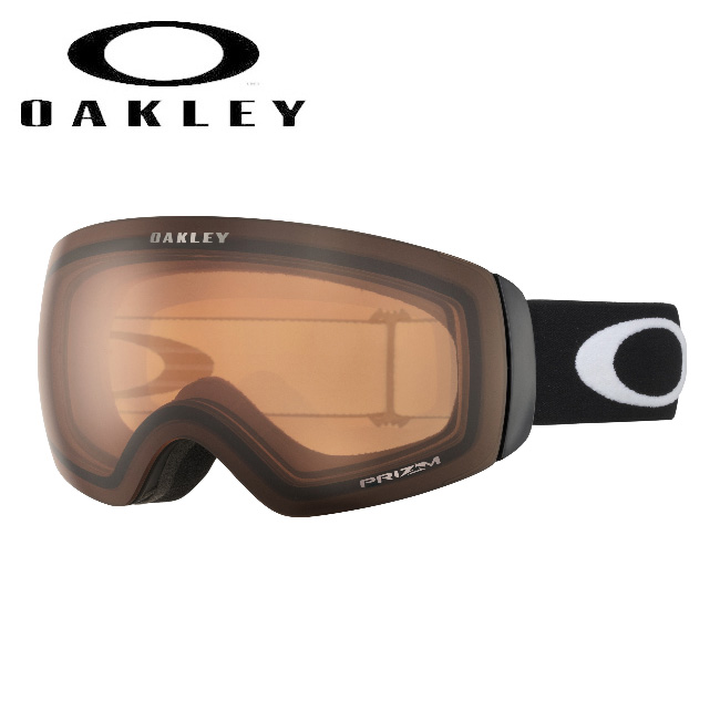 2020 OAKLEY オークリー Flight Deck XM Matte Black Prizm Persimmon oo7064 【日本正規品/スノー】