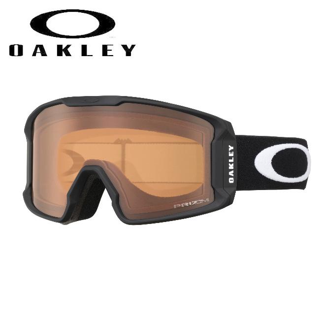 ★ 2020 OAKLEY オークリー Line Miner XM Matte Black Prizm Persimmon oo7093-26 ゴーグル 【日本正規品/スノーボード/スキー】