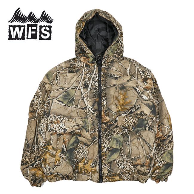 WFS Element Gear エレメントギア MCJ101-409 Cotton Insulated Hooded JK コットンインスレーテッドフーデッドジャケット WD013002 【World Famous Sports/アウター/メンズ/アウトドア】
