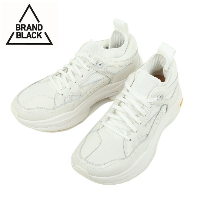 BRAND BLACK ブランドブラック SAGA サガ WHT 45921 【シューズ/スニーカー/アウトドア】