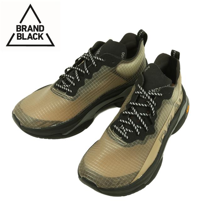 ★ BRAND BLACK ブランドブラック KITE RACER カイトレーサー TAN 45959 【ダッドシューズ/スニーカー/靴/メンズ】