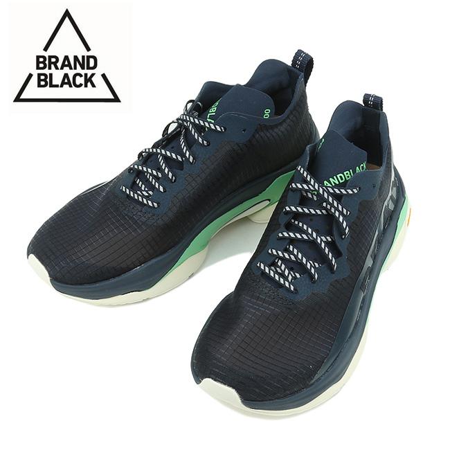 ★ BRAND BLACK ブランドブラック KITE RACER カイトレーサー NVY 45959 【ダッドシューズ/スニーカー/靴/メンズ】