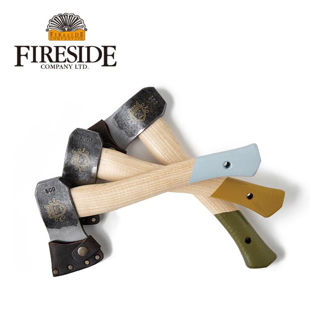 FIRESIDE ファイヤーサイド Prandi プランディ キャンプハチェット 1052 【斧/薪割り/キャンプ/アウトドア】
