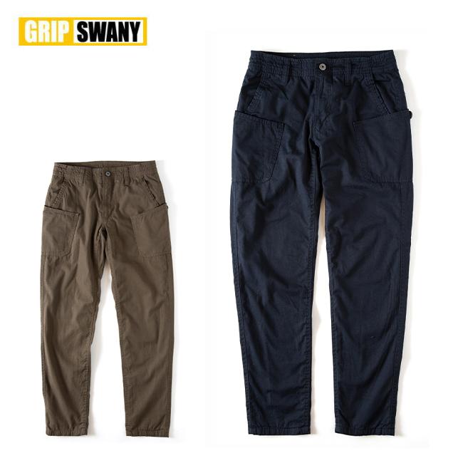 ★ GRIP SWANY グリップスワニー FLANNEL LINING PANTS フランネルライニングパンツ GSP-62 【ボトムス/メンズ/キャンプ/アウトドア】