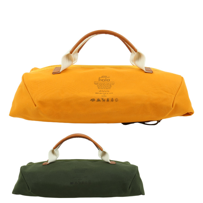 holo ホロ Rugger Bag Large ラガーバッグラージ 【ボストンバング/アウトドア】