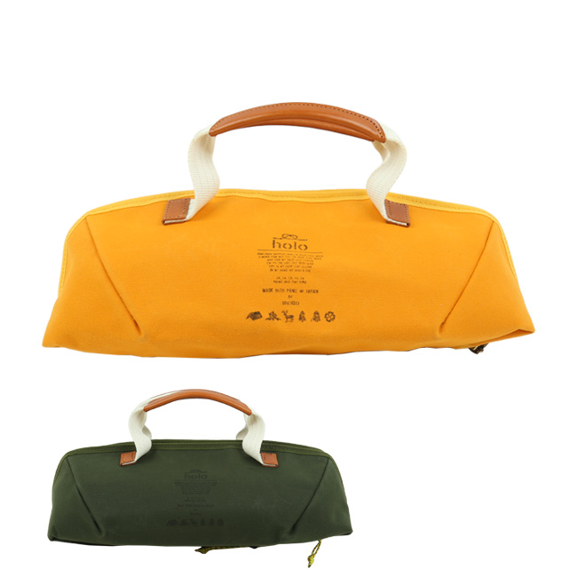 holo ホロ Rugger Bag Medium ラガーバッグミディアム 【ボストンバング/アウトドア】
