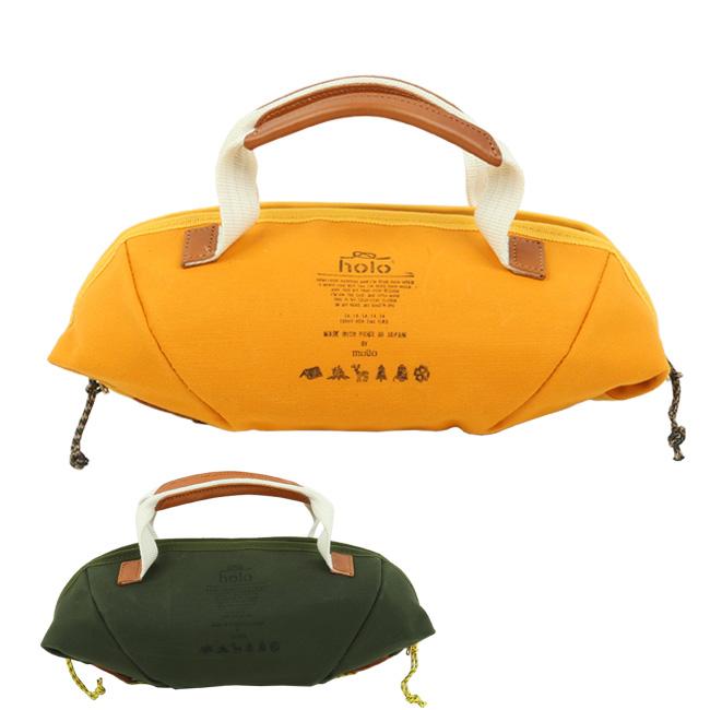 holo ホロ Rugger Bag Small ラガーバッグスモール 【ボストンバング/アウトドア】