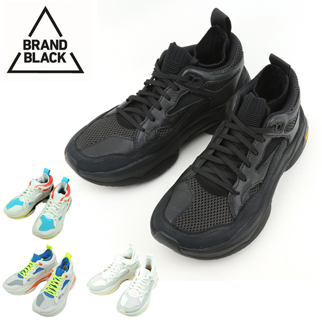 ★BRAND BLACK ブランドブラック SAGA サガ 46160 【ダッドシューズ/スニーカー/靴/メンズ】